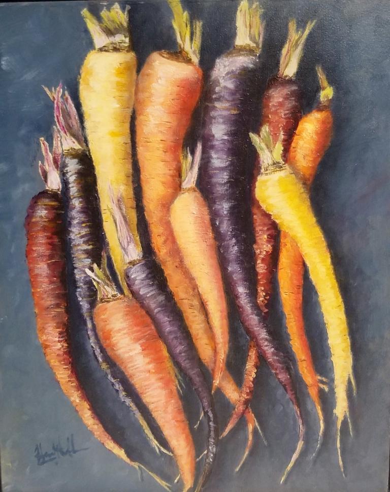 Heirloom Carrots 02