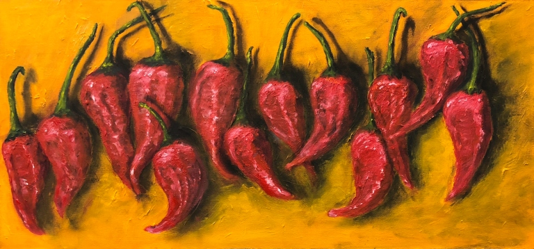 13 Fish Peppers